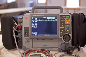 Lifepak 15 Monitor / Defibrillator / AED