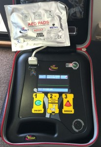 Lifepoint AED Pro