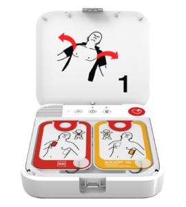 Lifepak Defibrillators include the Lifepak CR2 world leading AED